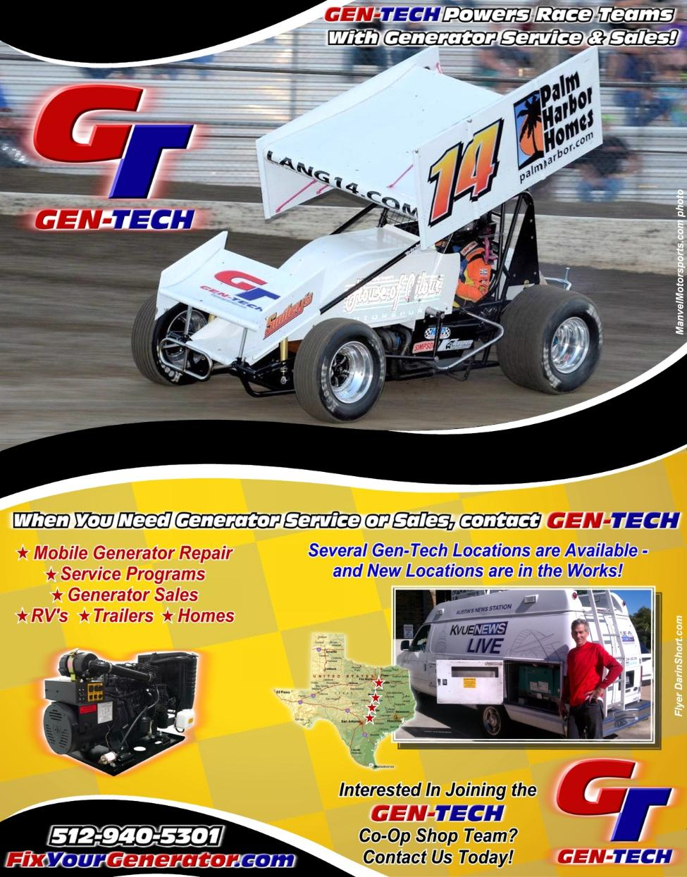 Welcome to FixYourGenerator com - the online home of GEN-TECH